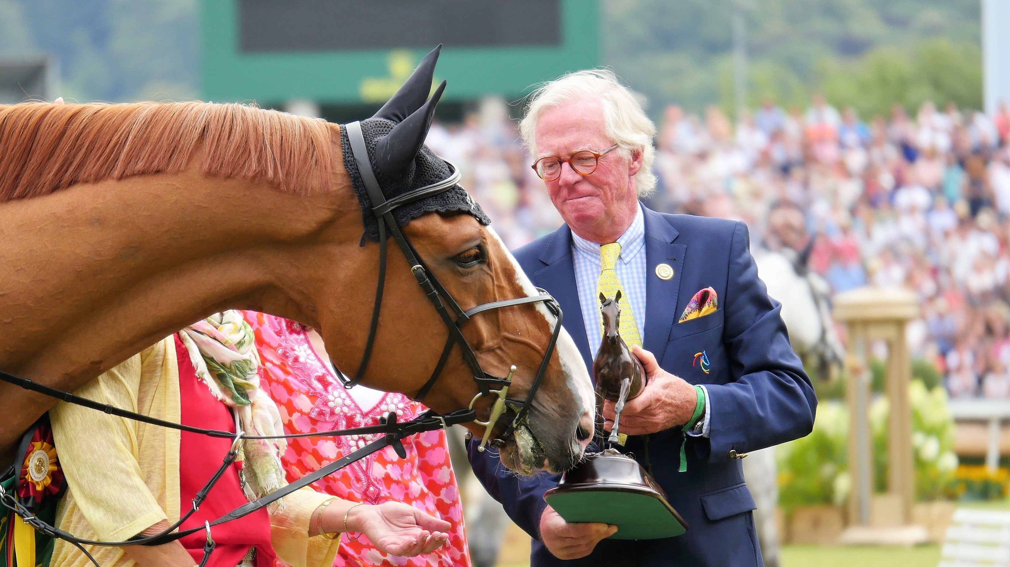 CHIO Aachen: Biggest equestrian festival in the world