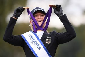 Eventing European Championships: Gold for Ingrid Klimke