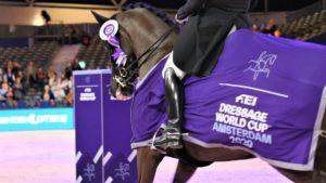 FEI Weltcup: Die Reiter-Welt schaut nach Amsterdam